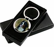 LUKKA Berner Sennenhund Schlüsselanhänger in