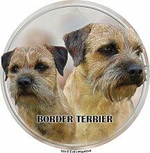 LUKKA Border Terrier Aufkleber 25 cm