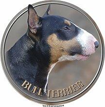 LUKKA Bull Terrier Aufkleber 25 cm