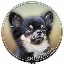 LUKKA Chihuahua Aufkleber 25 cm