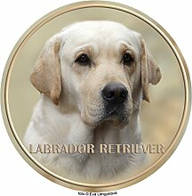 LUKKA Labrador Retriever Aufkleber 25 cm