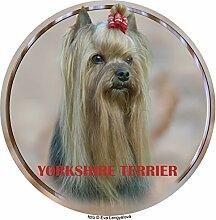 LUKKA Yorkshire Terrier Aufkleber 25 cm