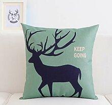 LULALULA Pillow Cushion Sofa Pillow Decoration