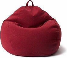 Lumaland Comfort Line Sitzsack L Indoor - 80x90x50