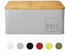 Lumaland Cuisine Brotkasten Brotdose Brotbox aus