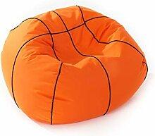 Lumaland Luxury Basketball Sitzsack hochwertiges
