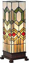 Lumilamp 5LL-3085 Tischlampe/Tischleuchte Art Deco