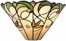 Lumilamp 5LL-5208 Wandlampe Art Deco Tiffany Stil