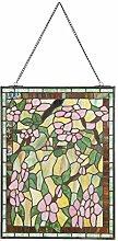 Lumilamp 5LL-5832 Tiffany-FensterBild/Gemälde 46