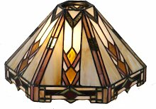Lumilamp 5LL-9113 Tiffany Stil Lampenschirm