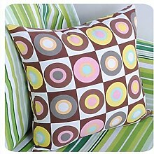 Lumimi Home Decorative Pillow Case Sofa Seat Cushion Cover ( 20*36 in )