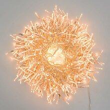 LuminalPark Cluster-Lichterkette 7,5 m, 750 Mini