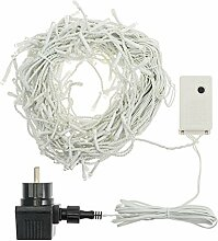LuminalPark Eiszapfen-Lichterkette 20 x 0,6 m, 480