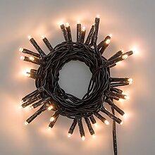 LuminalPark Lichterkette 2,8 m, 40 Mini LEDs