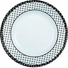 Luminarc 8010487Tiago 6Teller Opal schwarz