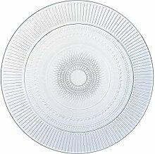 Luminarc Louison Teller flach 27cm, 6 Stück