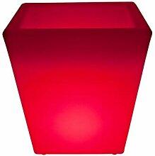 Luminatos Pot-Q, LED Blumentopf Eiskübel