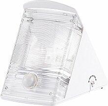 Luminea LED Solar Außenleuchte: