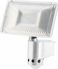 Luminea Strahler Bewegungsmelder: LED-Fluter,