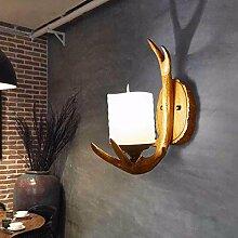 luminousky Neu Wandlampe Dekoration Restaurant Bar