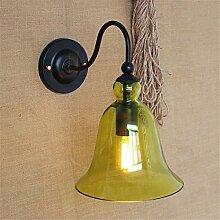 luminousky Wandlampe Neu Restaurant Lampe kreativ