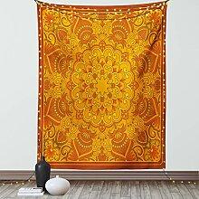 Lunarable Ethnischer Wandteppich, orientalisches
