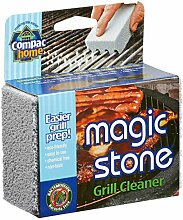 Lunarland Compac Magic Stone Griddle/Grill BBQ Barbecue Cleaner Cleaning Block Pumice by Lunarland Home Kitchen