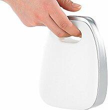 Lunartec LED Tischlampe: Designer-Akku-LED-Deko- &