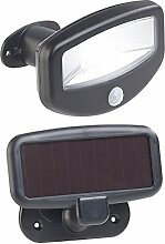 Lunartec Licht ohne Strom: Solar-LED-Strahler,