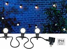 Lunartec Lichterkette Glühbirne: