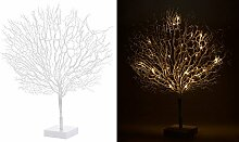 Lunartec Lichterzweige: Moderner Lichterbaum mit