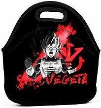 Lunch Bag Dragon Ball Z Vegeta Mit Symbol Qqb