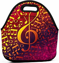 Lunch Bag,Printed Insulated Lunch Box School