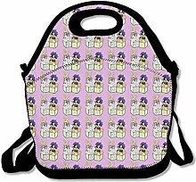 Lunch Bag Tote Boxes Bags Lunch Box Hip Hop Picnic