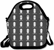 Lunch Bag Tote Boxes Bags Lunch Box No Face Lunch