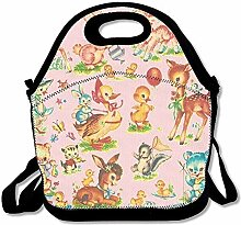 Lunch Bag Tote Boxes Bags Lunch Box Vintage Ba