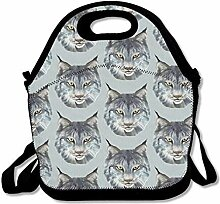 Lunch Bag Tote Boxes Bags Lunch Box Wildcat