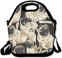 Lunch Taschen,Nicht heute Satan Black Design