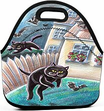 Lunch Tote Bag Cute Lunch Box Lunchbox Large