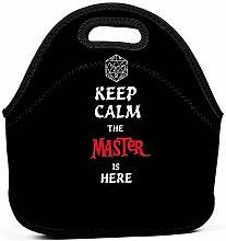 Lunch Tote Dm Oder Gm Dungeon Master Games Master