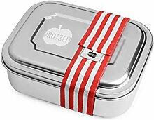 Lunchbox 'ZWEIER' Brotdose mit