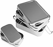Lunchbox 3in1 -  Three-in-one Brotdose aus