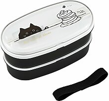 Lunchbox Bento 2Stage (mit Partition)-Chat