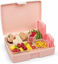 Lunchbox Bento, auslaufsicher, mit 5