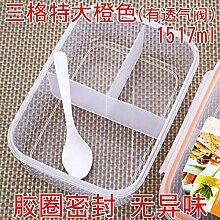 lunchbox bento boxes Einfache Trennwand, licht-