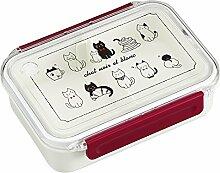 Lunchbox Bento (mit Partition) transparent