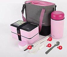 Lunchbox, Brotdose,Auslaufsichere Lunch-Boxen,