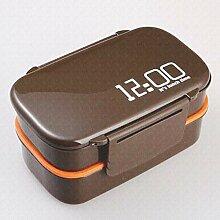 Lunchbox für die Arbeit, für die Schule,