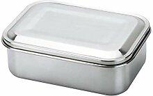 Lunchbox Kinder Auslaufsicher Edelstahl Brotdose