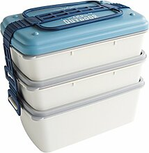 Lunchbox Lunchbox Lunchbox, 3 Picknickboxen,